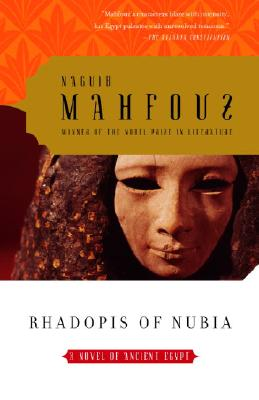 Rhadopis of Nubia: A Novel of Ancient Egypt Cover Image