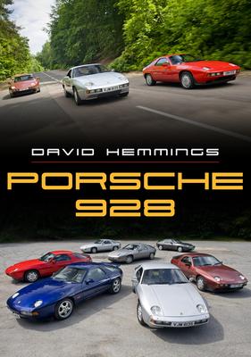 Porsche 928 Cover Image