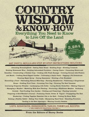 Country Wisdom & Know-How Cover