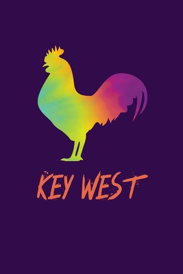 Key West: Notebook For Key West Fans And Florida Vacation Fans Cover Image