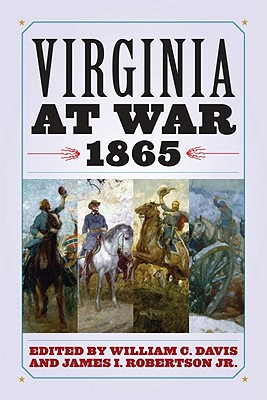 Cover for Virginia at War, 1865