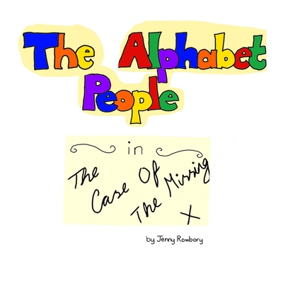 Alphabet People Cover Image