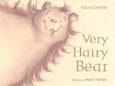 Very Hairy Bear Cover