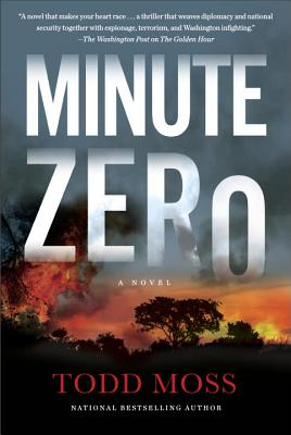 Minute Zero (A Judd Ryker Novel #2) Cover Image