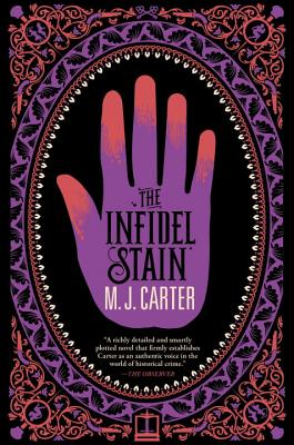 Cover for The Infidel Stain (A Blake and Avery Novel #2)
