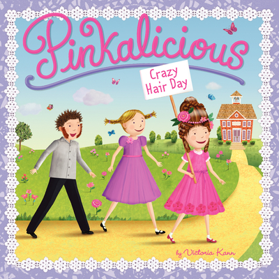Pinkalicious: Crazy Hair Day Cover Image