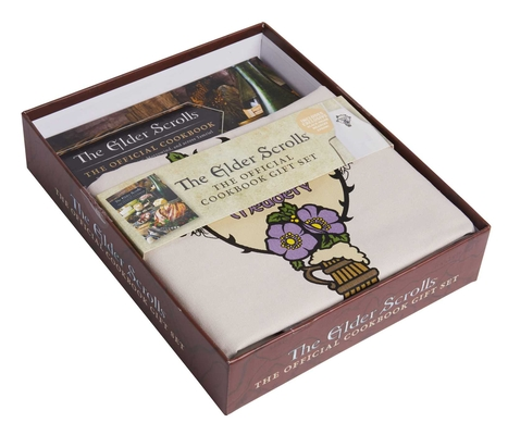 The Elder Scrolls®: The Official Cookbook Gift Set: | The Official Cookbook | Based on Bethesda Game Studios' RPG | Perfect Gift For Gamers Cover Image