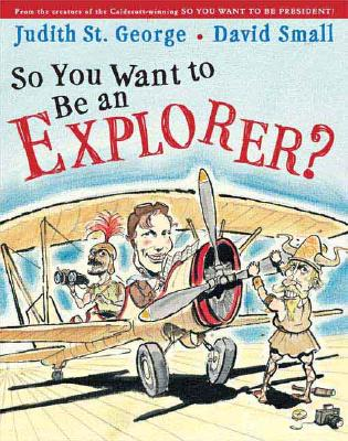 So You Want to Be an Explorer? Cover