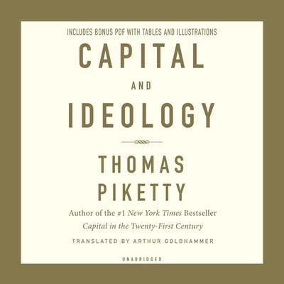 Capital and Ideology Cover Image
