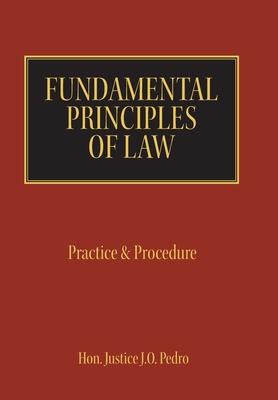 Fundamental Principles of Law: Practice & Procedure Cover Image