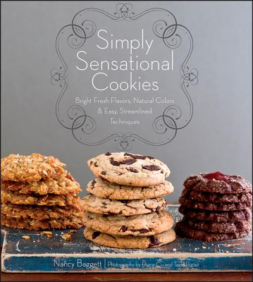 Simply Sensational Cookies Cover