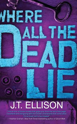 Where All the Dead Lie Cover