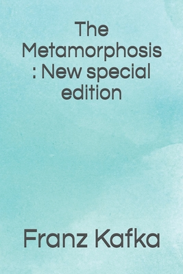 The Metamorphosis: New special edition Cover Image