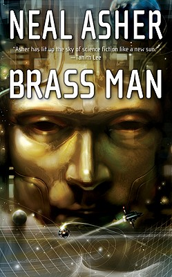 Brass Man (Agent Cormac #3) Cover Image
