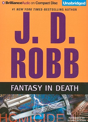 Fantasy in Death Cover Image