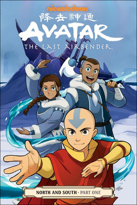 Avatar the Last Airbender: North and South, Part One Cover Image
