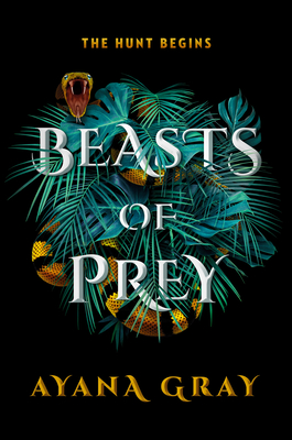 Cover Image for Beasts of Prey