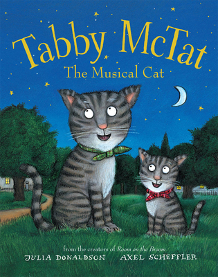 Tabby McTat, the Musical Cat Cover Image