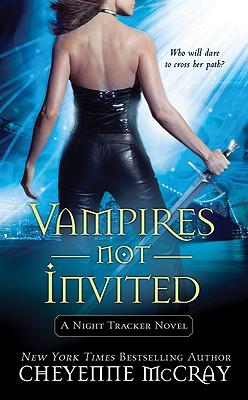 Vampires Not Invited Cover