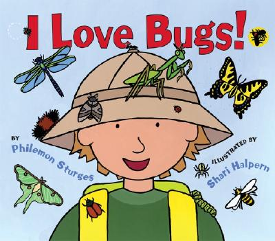 I Love Bugs! Cover