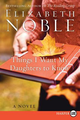 Things I Want My Daughters to Know Cover