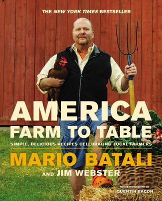 America--Farm to Table Cover