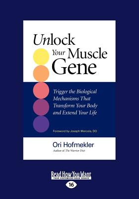 Cover for Unlock Your Muscle Gene