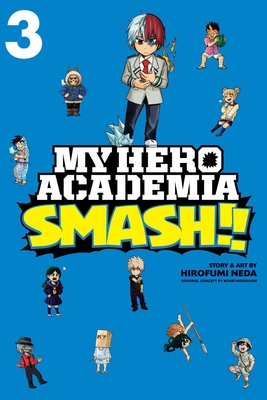 Cover for My Hero Academia