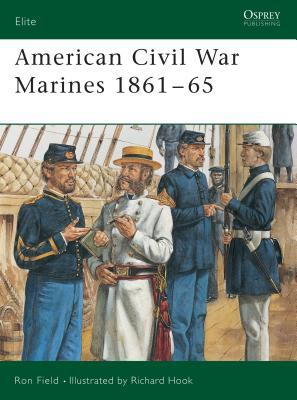 American Civil War Marines 1861-65 Cover