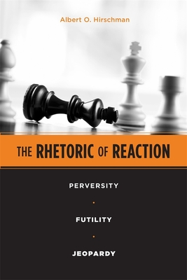 The Rhetoric of Reaction Cover