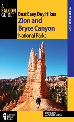 Best Easy Day Hikes Zion and Bryce Canyon National Parks Cover Image