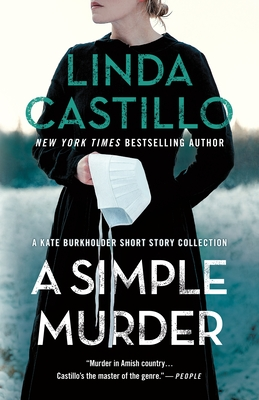 A Simple Murder: A Kate Burkholder Short Story Collection Cover Image