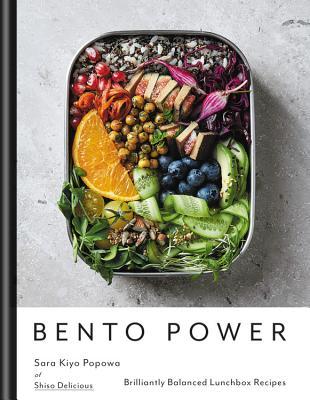 Bento Power: Brilliantly Balanced Lunchbox Recipes Cover Image