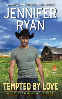 Tempted by Love: A Montana Heat Novel Cover Image