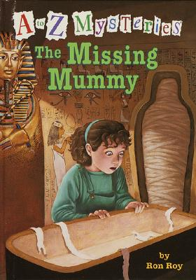 Missing Mummy Cover