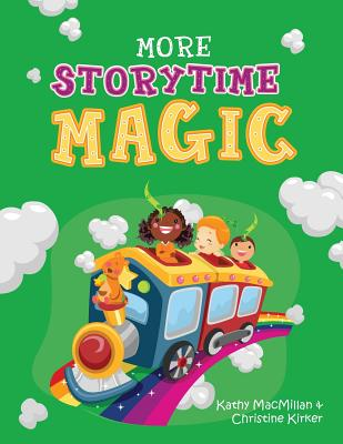 Cover for More Storytime Magic