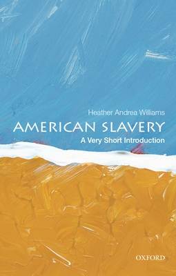 American Slavery: A Very Short Introduction Cover Image