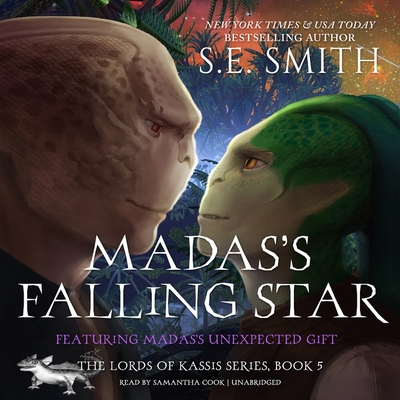 Madas's Falling Star Lib/E: Featuring Madas's Unexpected Gift Cover Image