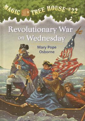 Revolutionary War on Wednesday Cover