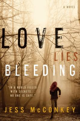 Love Lies Bleeding Cover