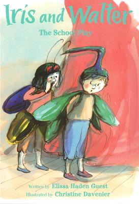 Iris and Walter: The School Play Cover Image