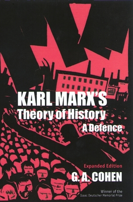 Karl Marx's Theory of History Cover