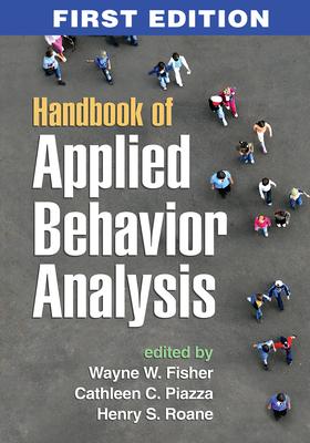 Handbook of Applied Behavior Analysis Cover Image