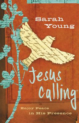 Jesus Calling (Teen Cover): Enjoy Peace in His Presence (with Scripture References) Cover Image