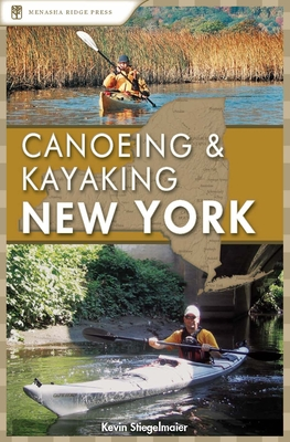 Canoeing & Kayaking: New York (Canoe & Kayak Paddling Guides) Cover Image