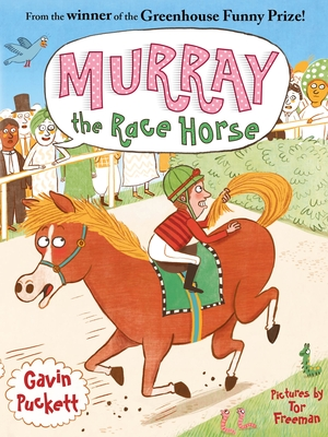 Murray the Race Horse: Fables from the Stables Book 1 Cover Image
