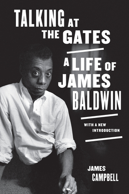Talking at the Gates: A Life of James Baldwin Cover Image