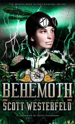 Behemoth (Leviathan Trilogy) Cover Image