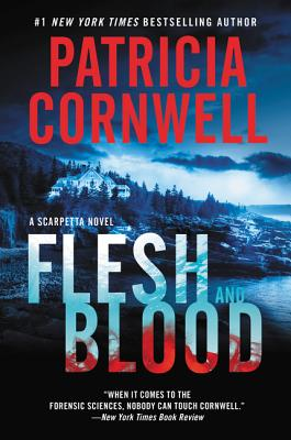 Flesh and Blood: A Scarpetta Novel Cover Image