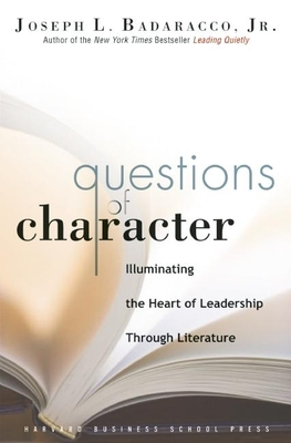 Questions of Character Cover